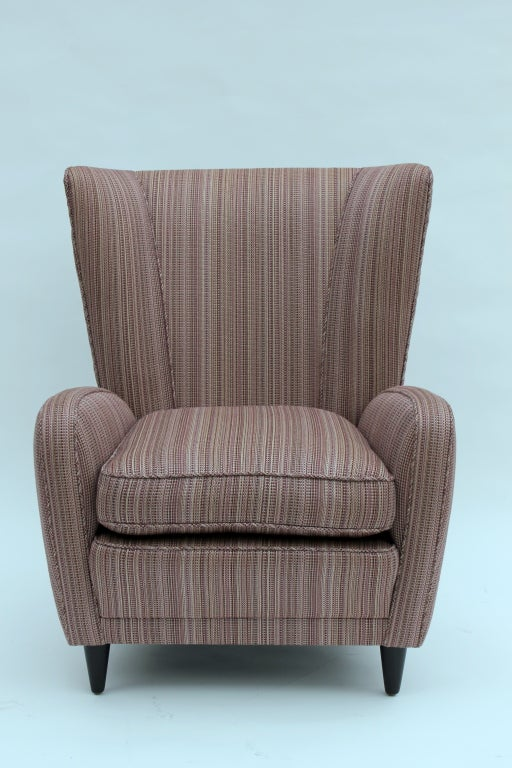 Pair of Paolo Buffa Chairs In Excellent Condition For Sale In Los Angeles, CA