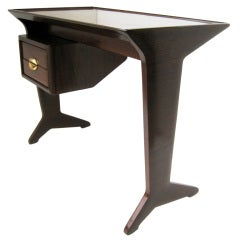 Dassi Writing Desk, in the style of Guglielmo Ulrich