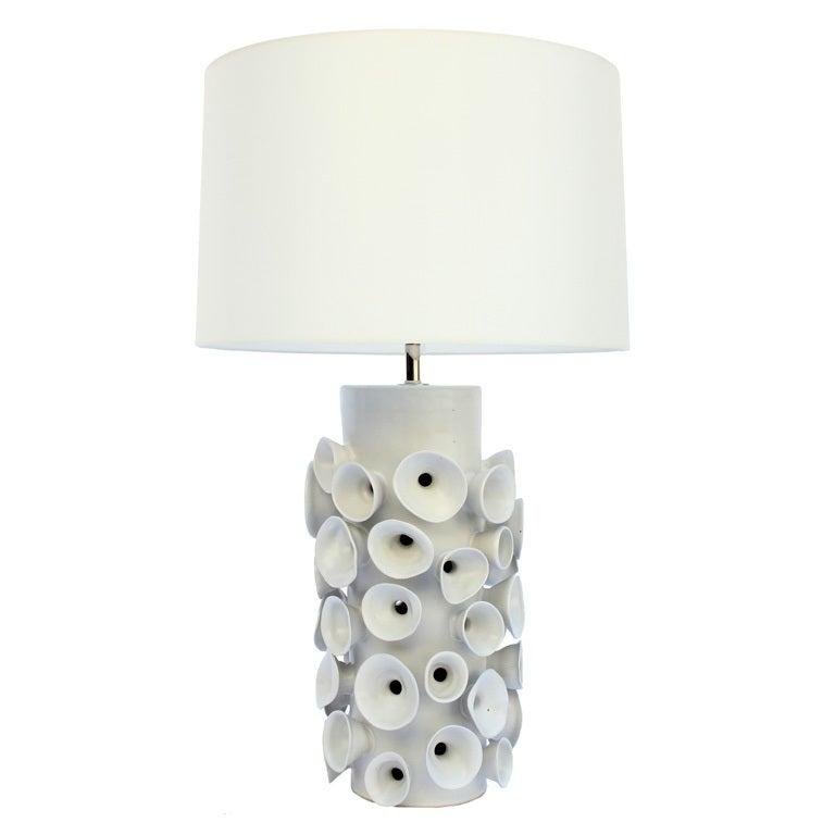 Warner Walcott HORN Lamp