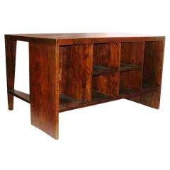 Pierre Jeanneret Desk from Chandigarh