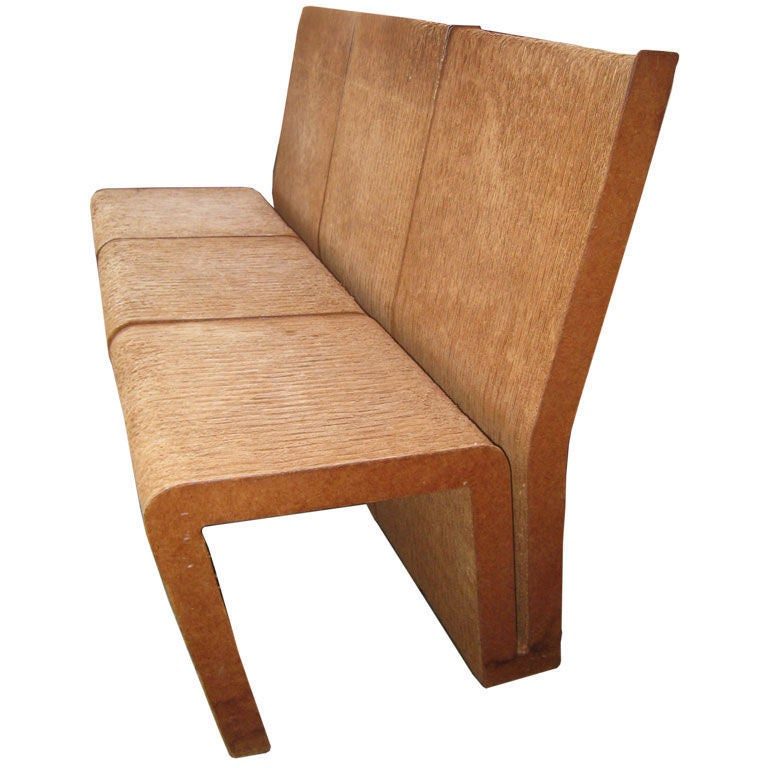 Frank Gehry Cardboard Easy Edges Chairs At 1stdibs