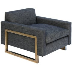 Downtown Classics Collection Square Chair