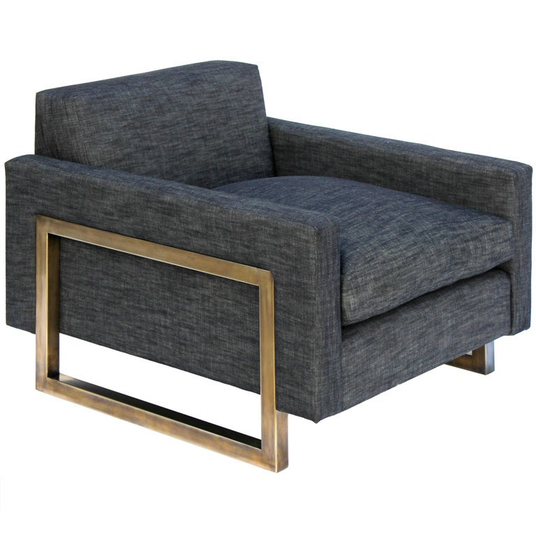 Downtown Classics Collection Square Chair 1
