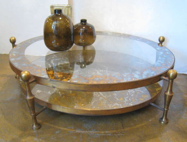 Mid-20th Century Arturo Pani Cocktail Table For Sale