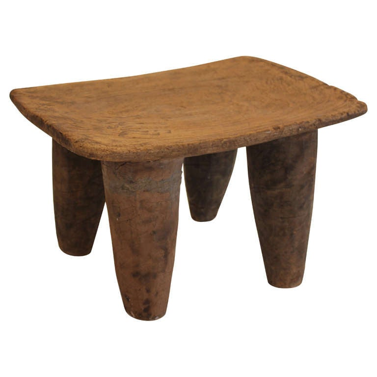 Milking Bench Part - 16: African Milking Stool II 1