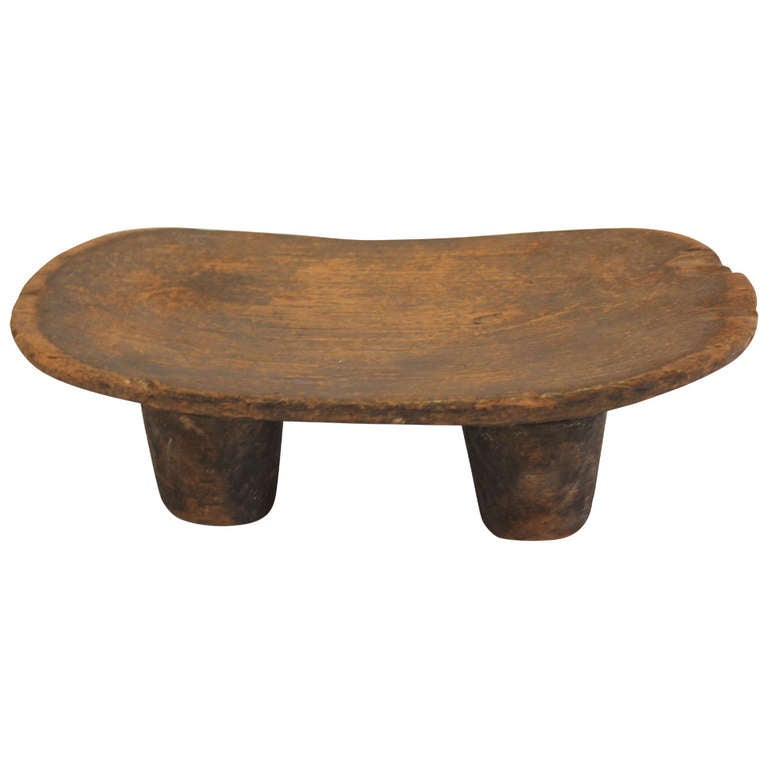 African Milking Stool At 1stdibs