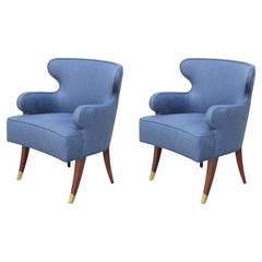 Pair of Arturo Pani Chairs