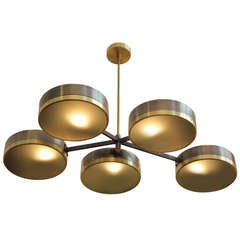 Downtown Classics Collection Dante V Chandelier