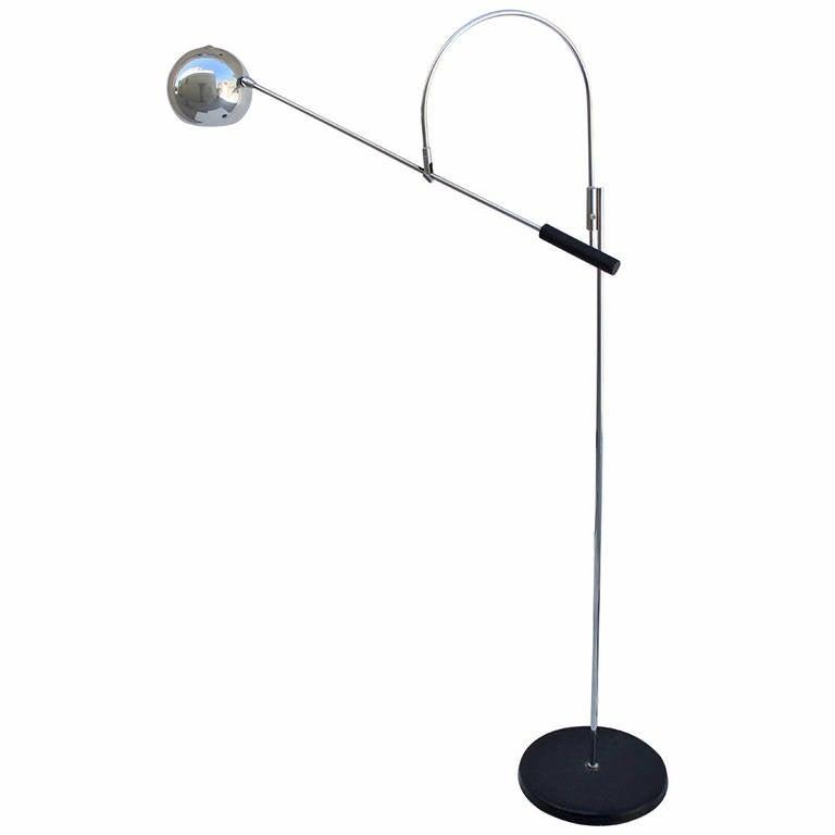 Robert Sonneman Orbitor Floor Lamp