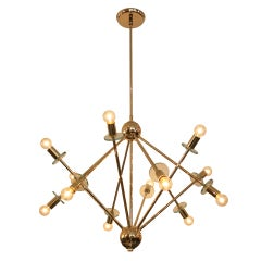 Downtown Classics Collection Ombrello Chandelier