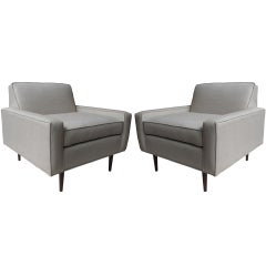 Pair of Armchairs in the Manner of Paul McCobb