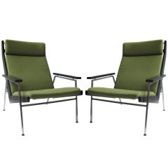 Pair of Armchairs by Rob Parry for Gelderland