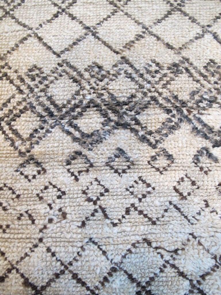 Vintage Beni Ourain Carpet 3