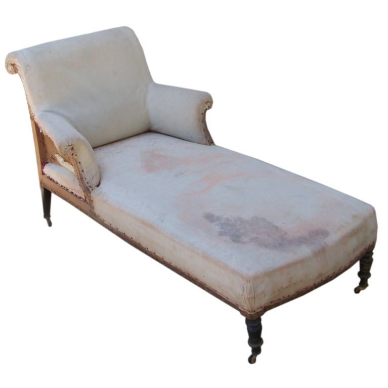 Period napoleon iii chaise at 1stdibs for Chaise napoleon 3