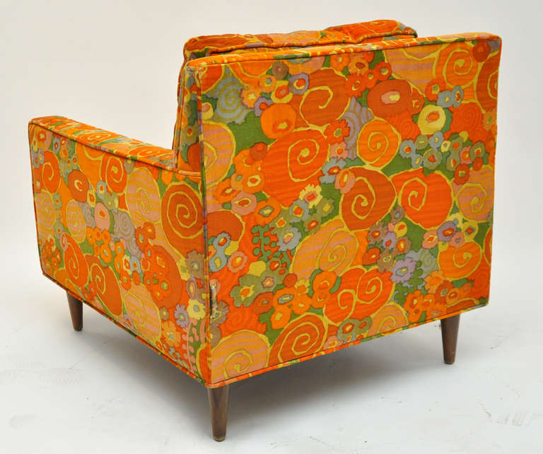 Mid-20th Century Pair of Harvey Probber Chairs For Sale