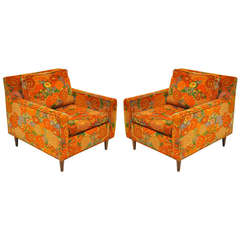 Pair of Harvey Probber Chairs