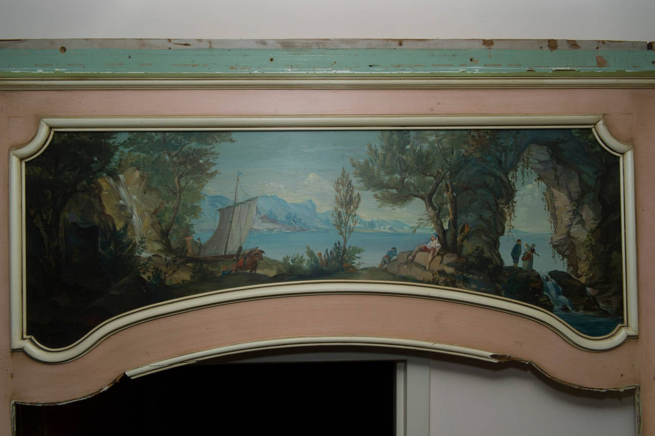 18th Century Boiserie from a French Chateau, Complete Room For Sale 4