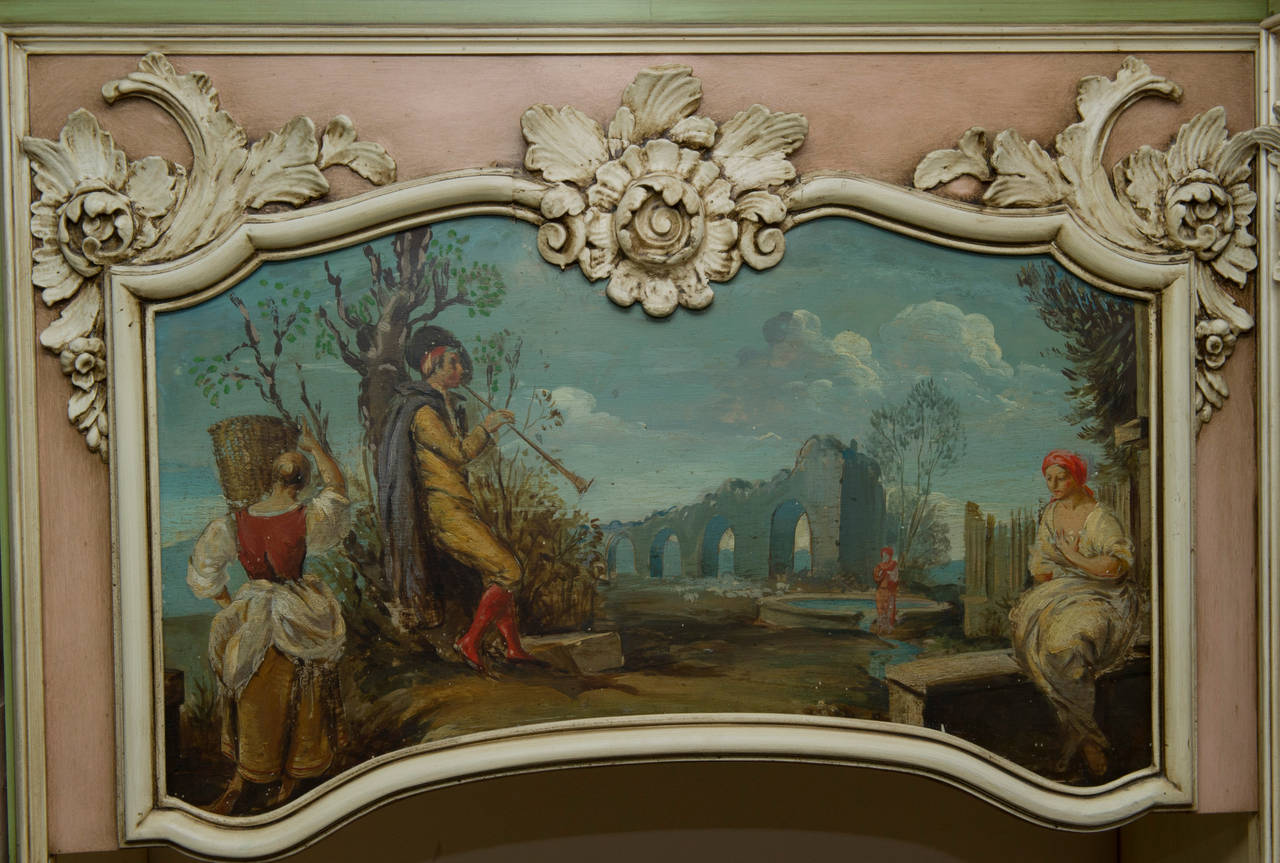 18th Century Boiserie from a French Chateau, Complete Room For Sale 6
