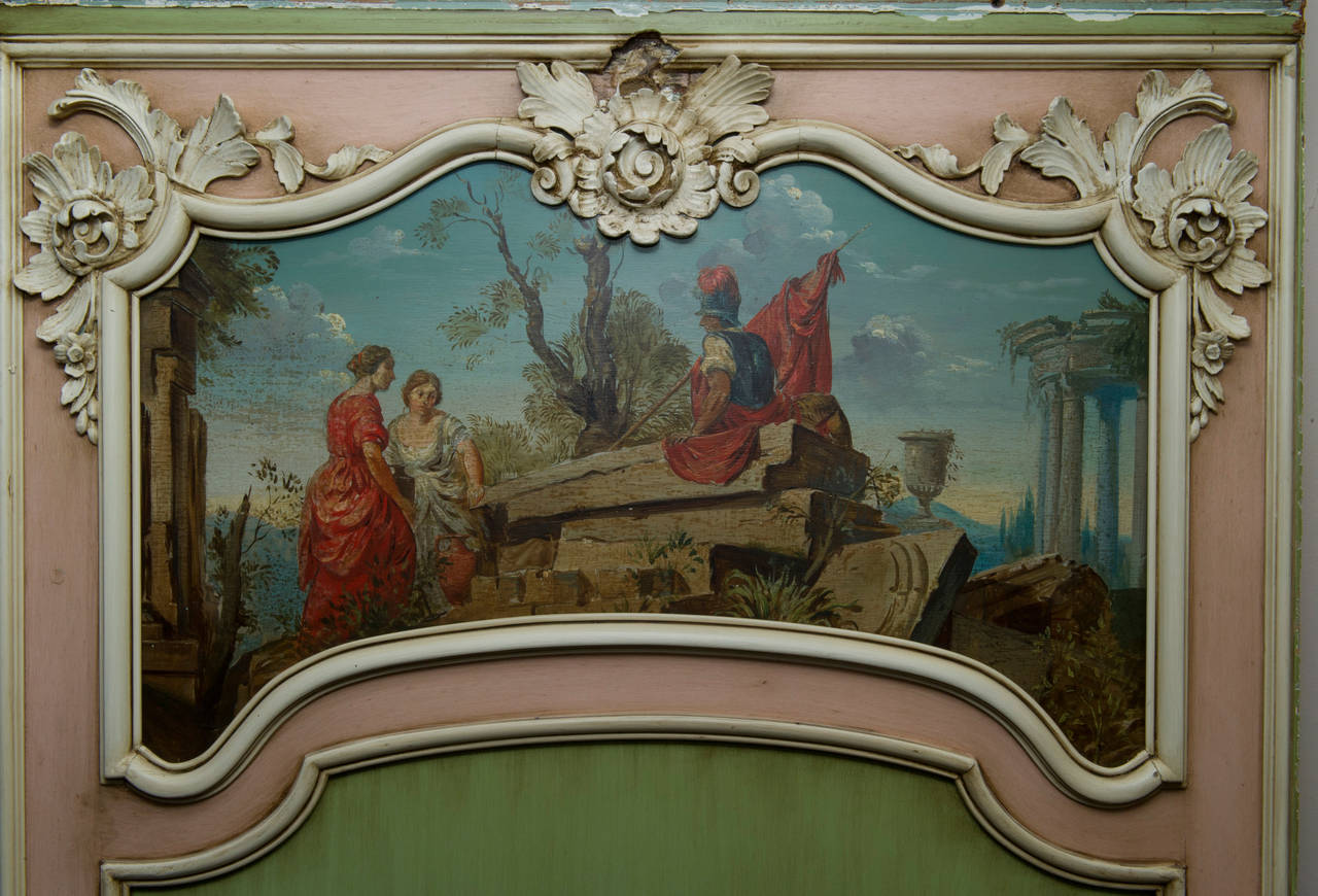 18th Century Boiserie from a French Chateau, Complete Room For Sale 5