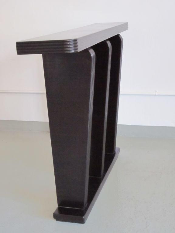 Italian Mid-Century Modern Console Attributed to Franco Albini, circa 1930 6