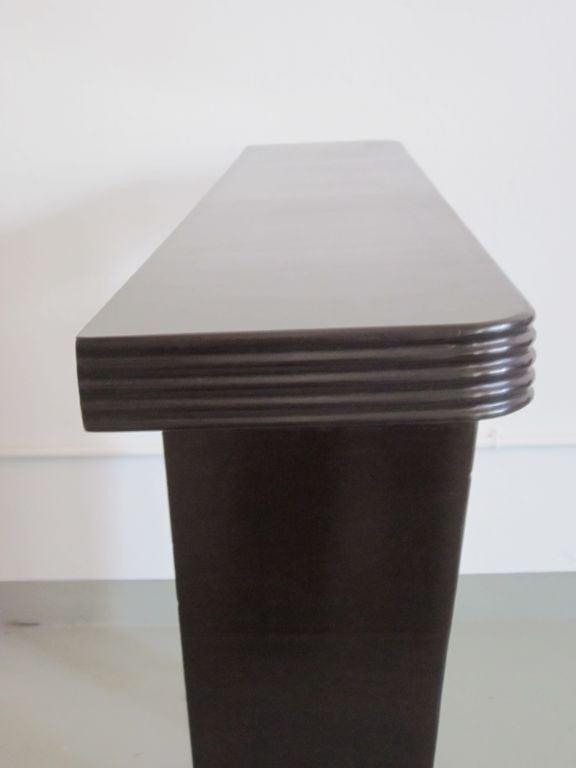 Italian Mid-Century Modern Console Attributed to Franco Albini, circa 1930 For Sale 2