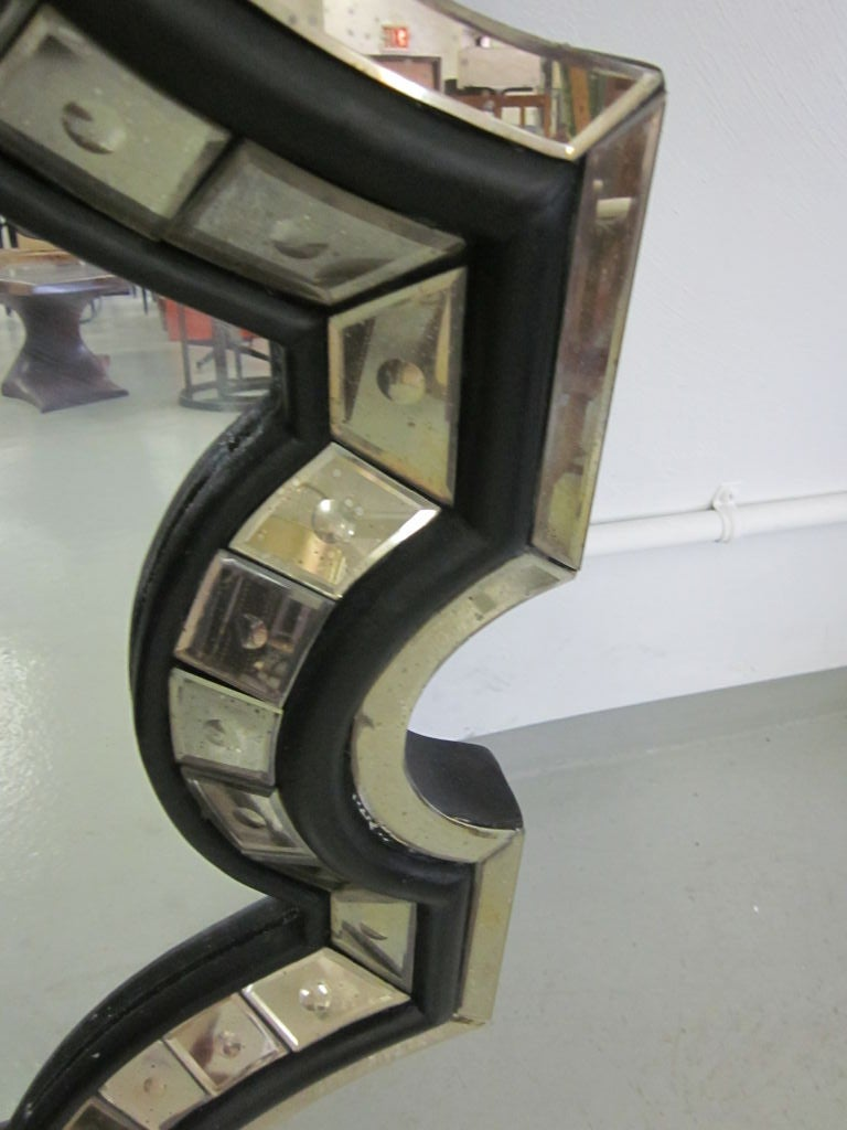 Two Extraordinary Venetian Mirrors in the Manner of Serge Roche 5