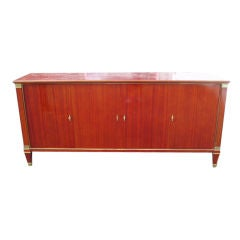 A Rare and Fine Sideboard by De Coene Freres