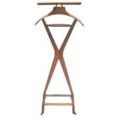 Italian Mid-Century Modern Valet / Coat Stand by Ico Parisi