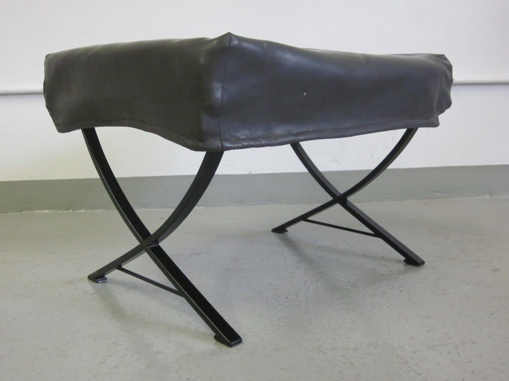 Pair of Italian 1960s Benches or Stools by Forma Nova 3