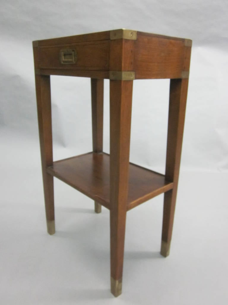 Pair of French MId-Century Style 'Marine' End Tables or Nightstands 4