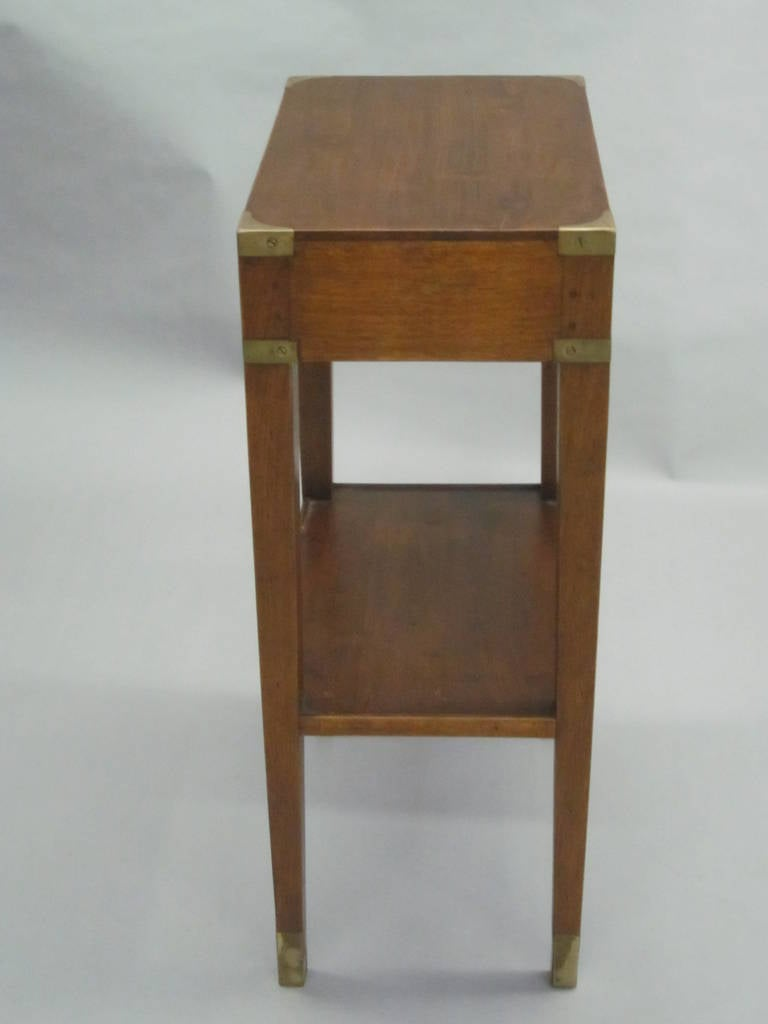 Pair of French MId-Century Style 'Marine' End Tables or Nightstands 7