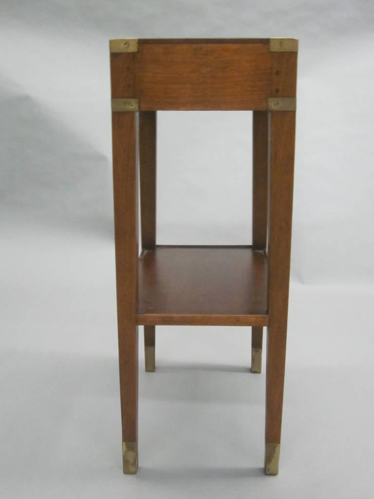 Pair of French MId-Century Style 'Marine' End Tables or Nightstands 6