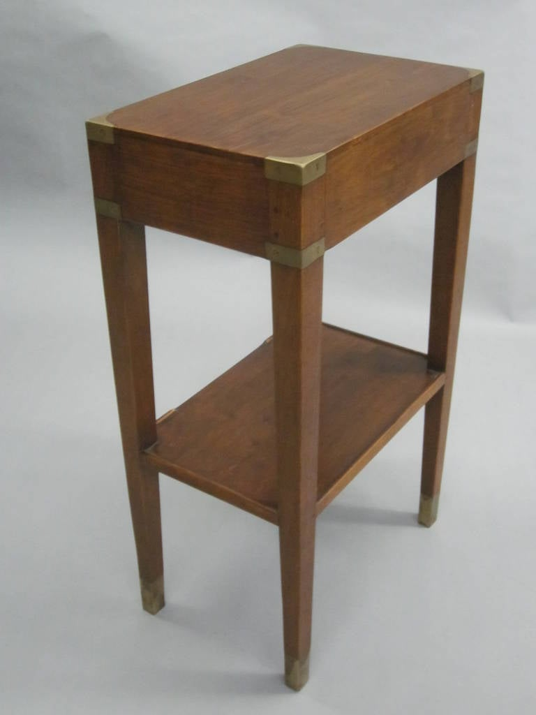 Pair of French MId-Century Style 'Marine' End Tables or Nightstands 5