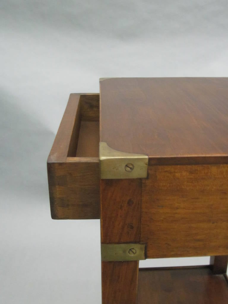 Pair of French MId-Century Style 'Marine' End Tables or Nightstands 9