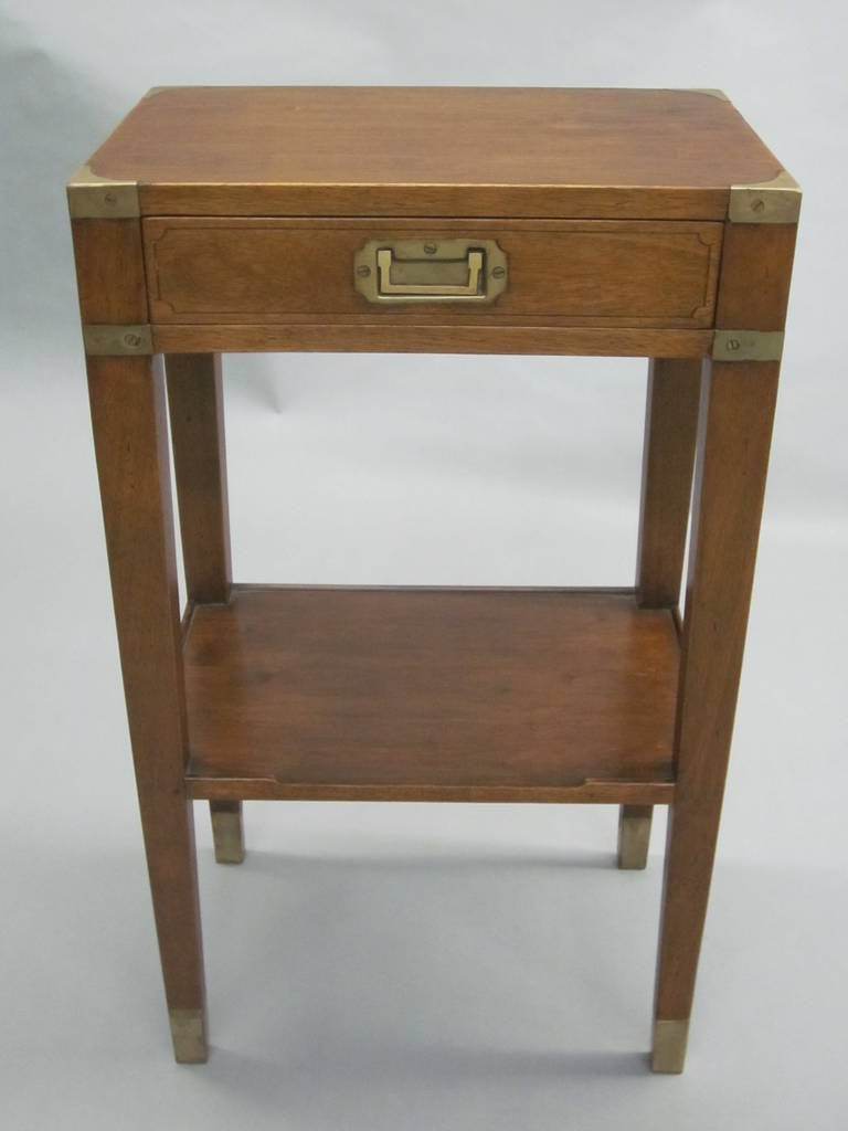 Pair of French MId-Century Style 'Marine' End Tables or Nightstands 3