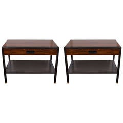 Pair of Harvey Probber Side Tables