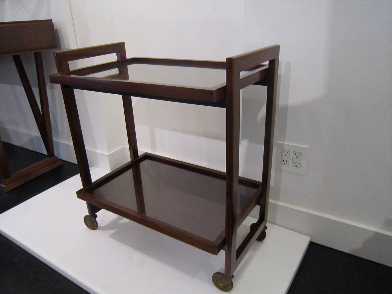 Andre Sornay Bar Cart For Sale 4
