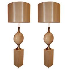 Philippe Barbier Floor Lamp
