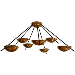 Stilnovo Starburst Chandelier