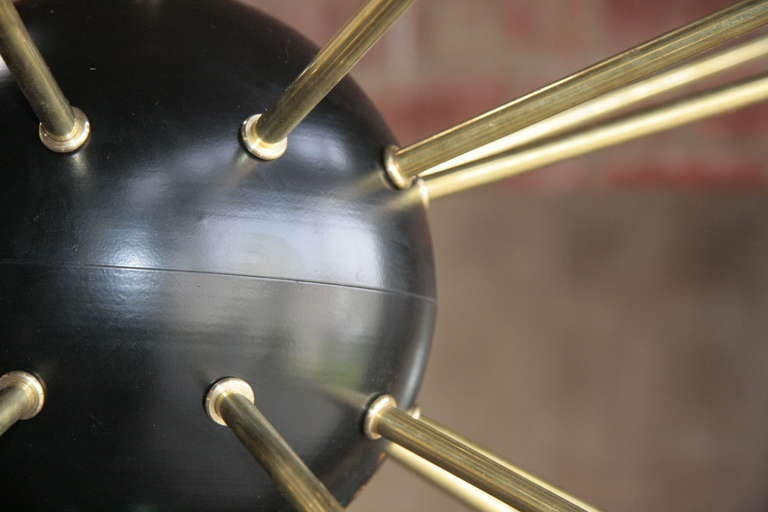 Oversized Italian Sputnik Light 5
