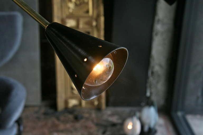 Oversized Italian Sputnik Light 7