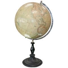 Swedish Oversized 1909 Globe