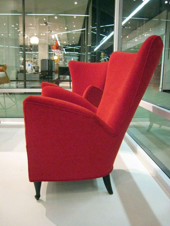 Italian 50s Armchairs For Sale 1