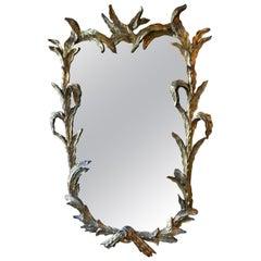Italian Gold Leaf Mirror