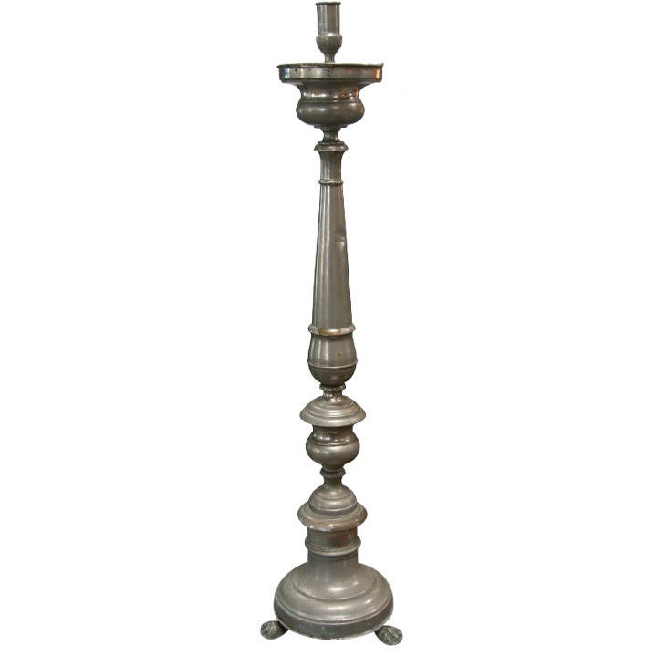 Vatican Candlestick