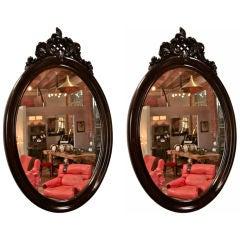 Pair of Italian 19th Century Frames