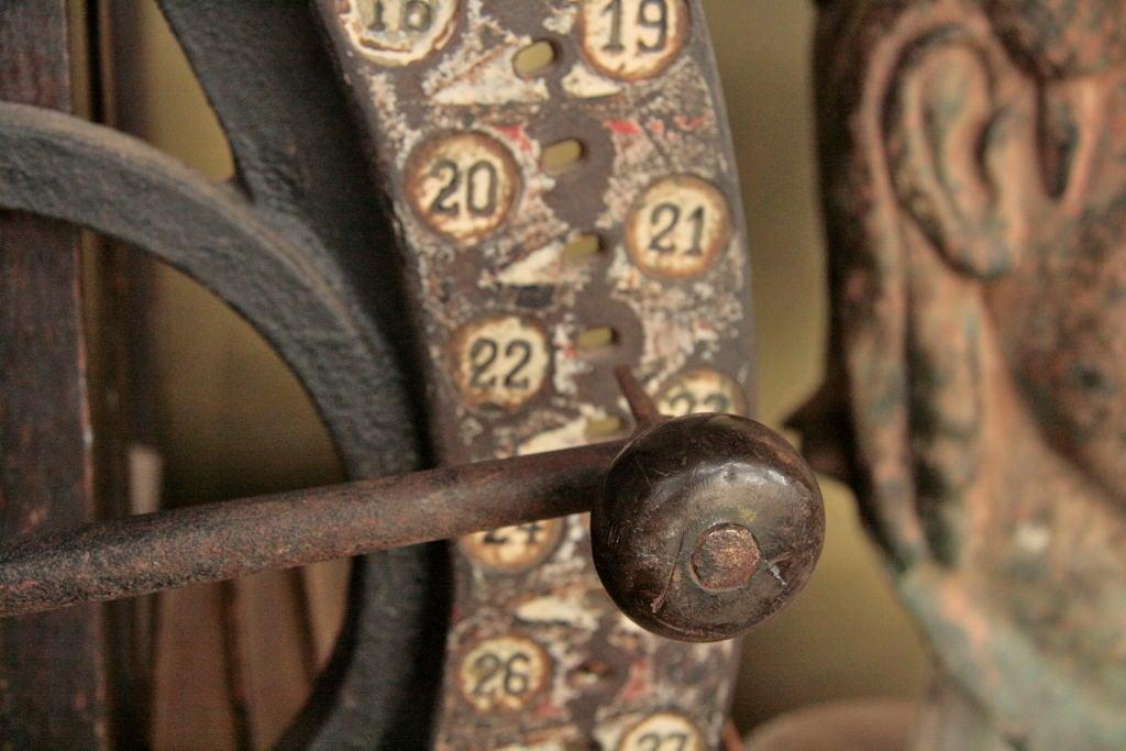 German Punching Clock 1920s 5