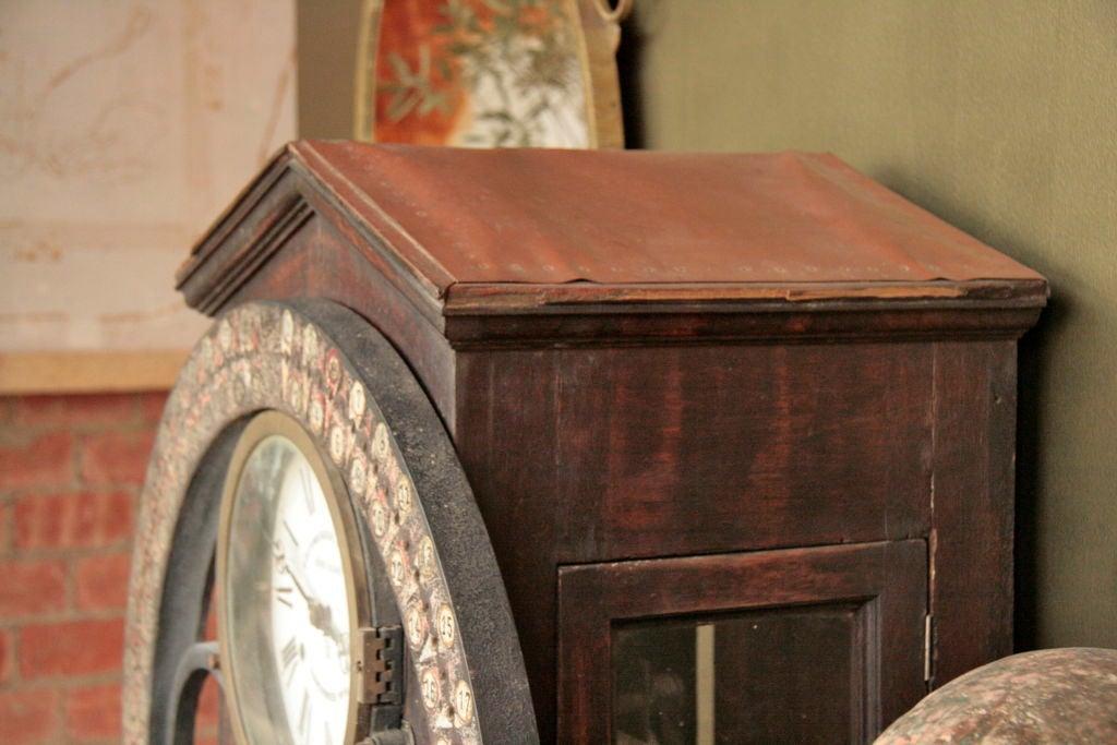 German Punching Clock 1920s 8