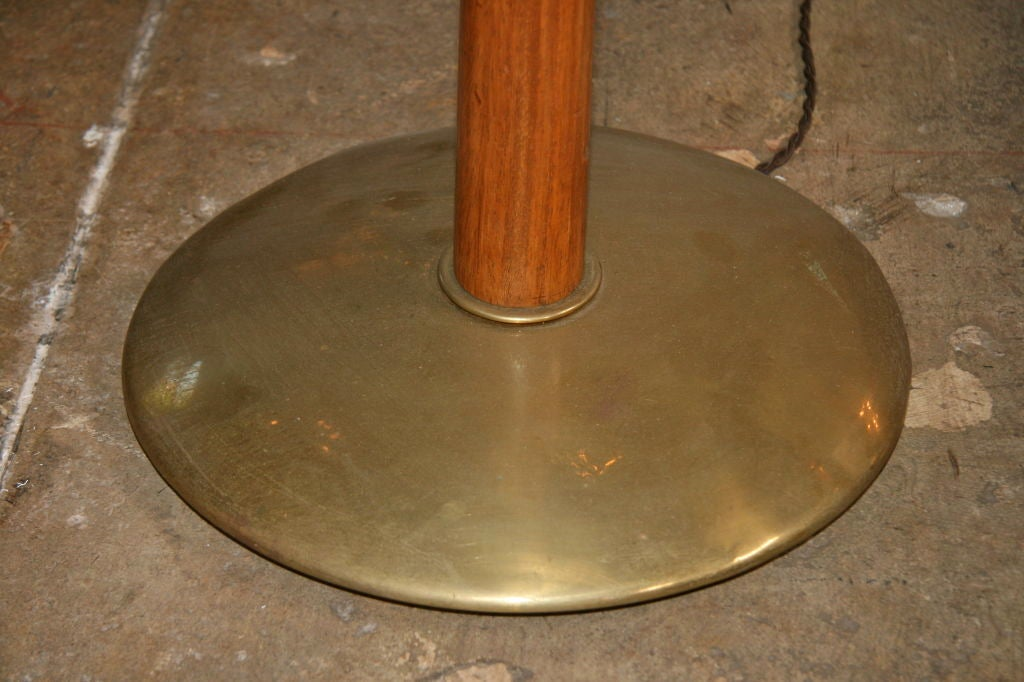 Italian '50s Sciolari Floor Lamp 7