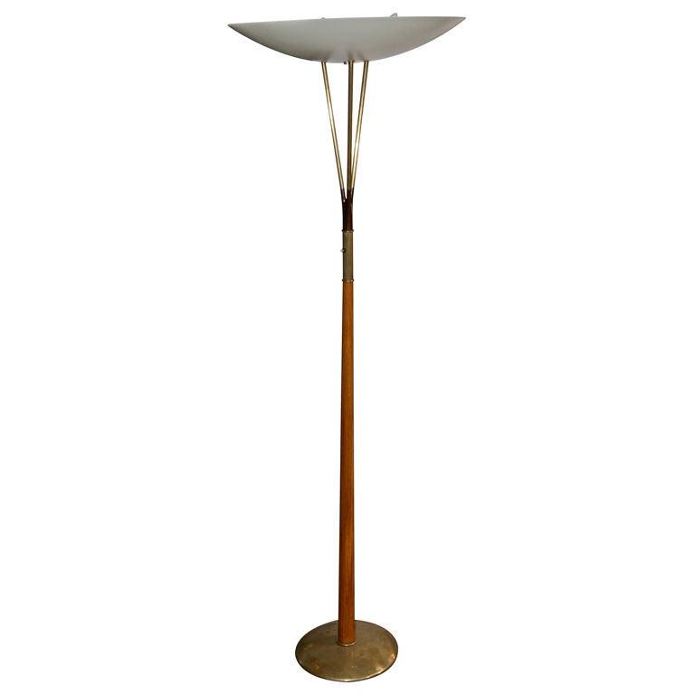 Italian '50s Sciolari Floor Lamp 1